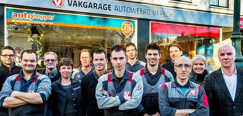 team gegevens openingstijden autoweerd utrecht vakgarage